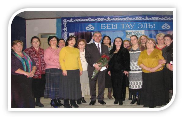 Встреча с поэтом Ю. Болатовым
