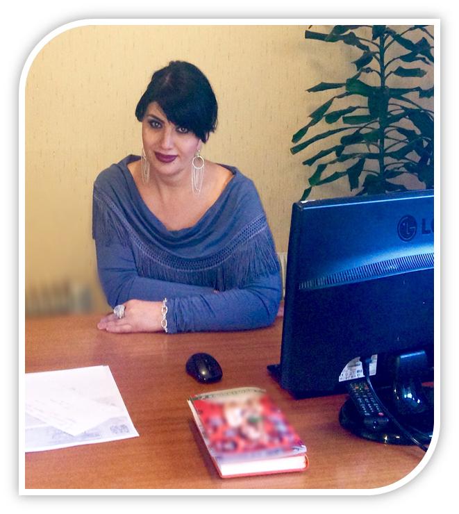 Директор МУ «Централизованная библиотечная система» Эльбрусского района Тебердиева Лейла Назировна